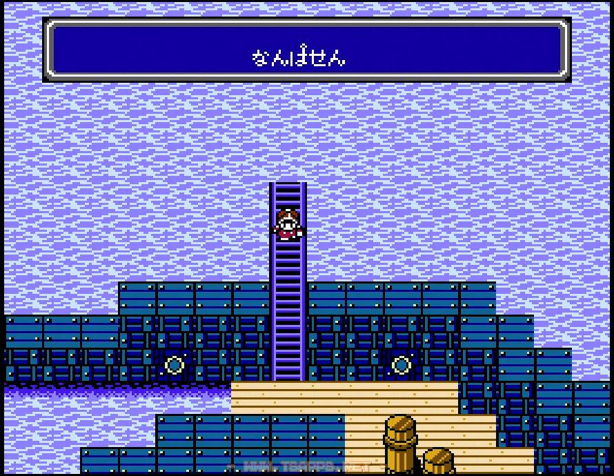 難破船は3層構造