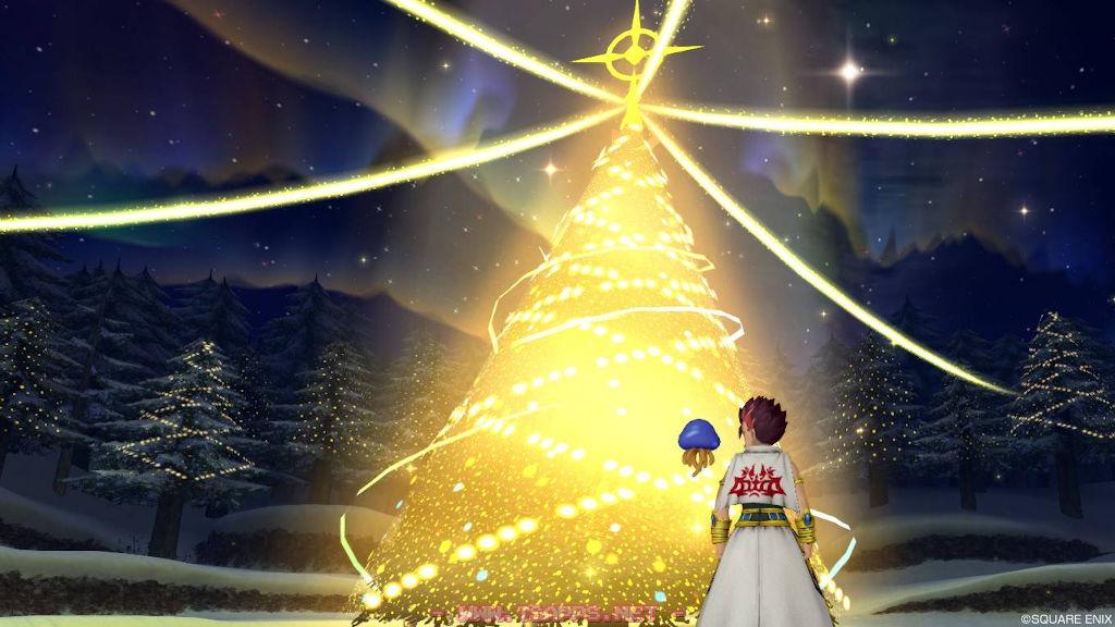 今年も無事このツリーを見ることができました☆