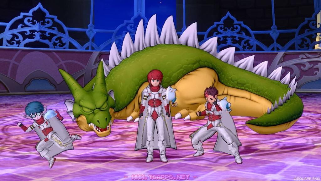 ドラゴン練習札で挑戦するも完敗!