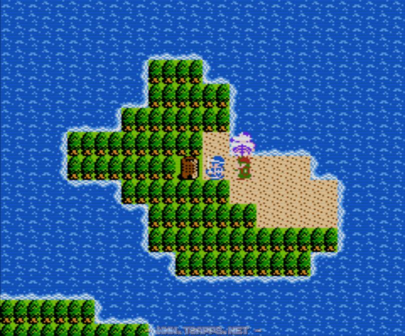 この島にあるのが大灯台!