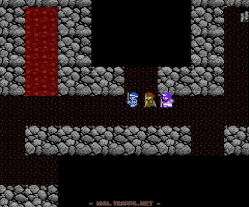 海底の洞窟 地下2階を進む