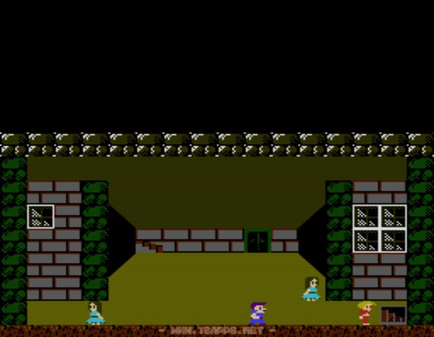 夜しか入れないミドラの地下迷宮へ