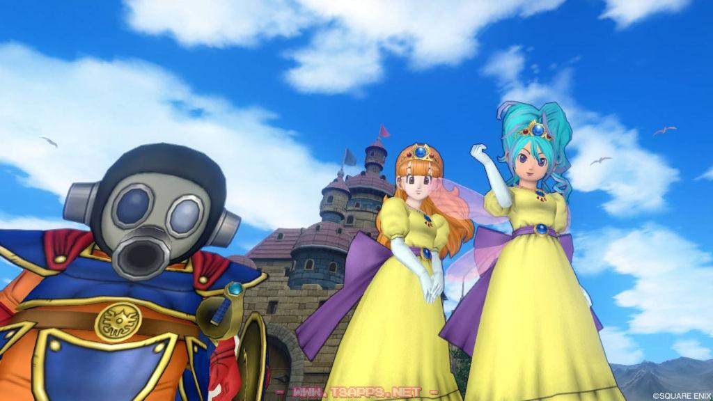ローラ姫&パルフィ!そしてカメラ目線のアキーラ
