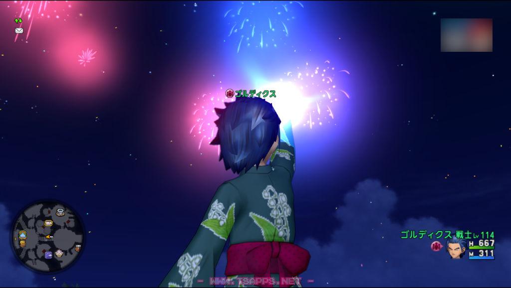 花火の写真って地味に撮影が難しい