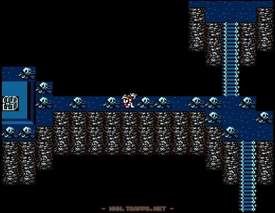 地下5階ではまず左側の宝箱から