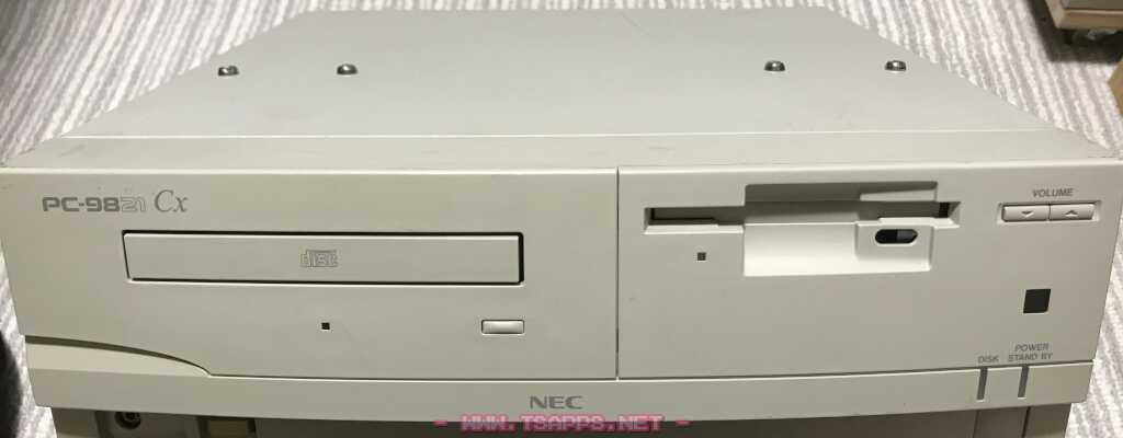 PC-9821Cx