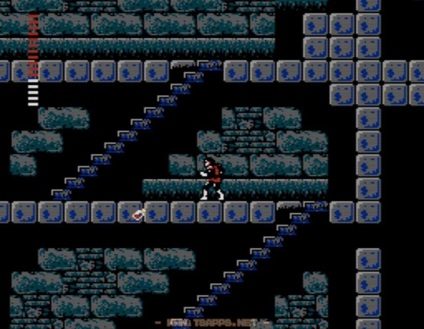 まずは上まで登るが落とし穴に注意