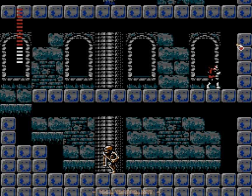 右へ進んで上段。壁は偽物です