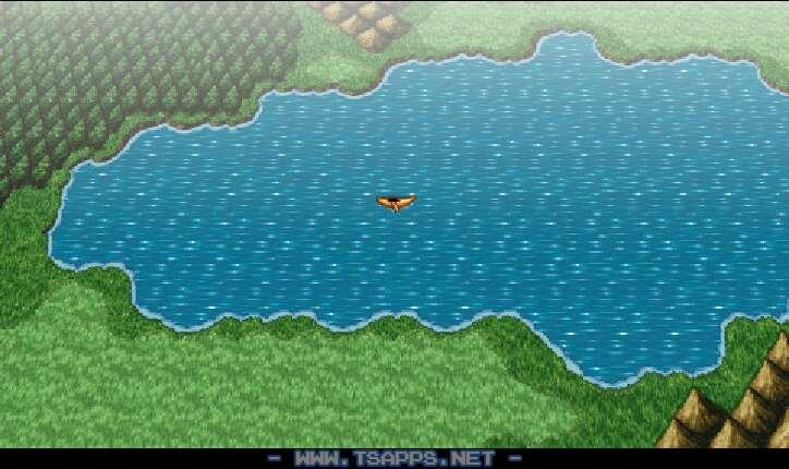 カヌーのおかげで湖や川を通れるように