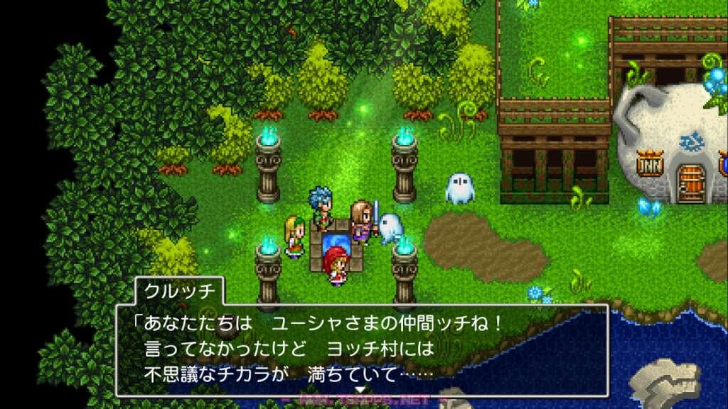 3DS版でも遊んだ懐かしのヨッチ村!