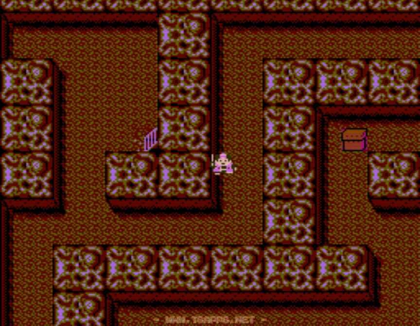 階段を上がって再び地下1階へ