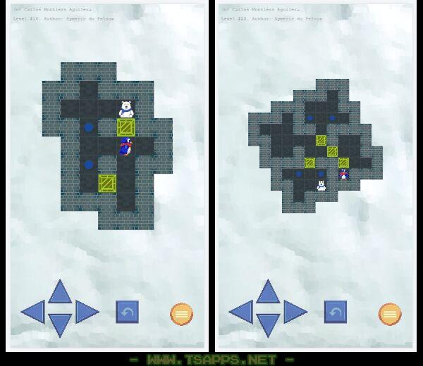 左はレベル10、右はレベル22!後半は頭を使いますよ